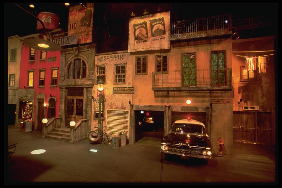 1996 – Cinéma Avenue