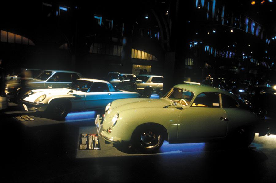 1999 – Musée Toyota de Tokyo
