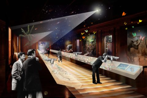 2005 <span class='br'>&#8211;</span> Exhibit Master Plan <br>L.A. MUSEUM OF NATURAL HISTORY