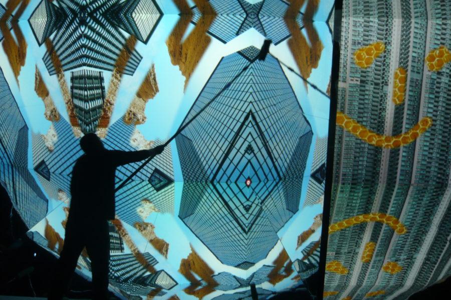 2013 <span class='br'>&#8211;</span> Semaine du Design: Pavillon Samsung &#8211; Milan