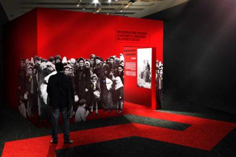 2017 <span class='br'>–<span class='br'> Musée de l'homme – Nous et les autres