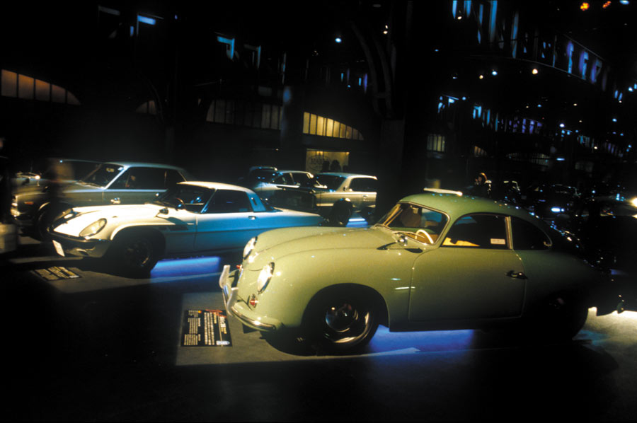 1999 – Tokyo Toyota Museum