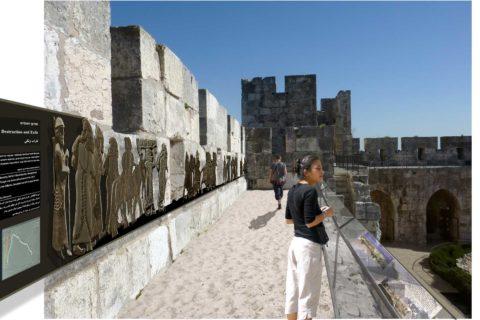 2009 – 2011<span class='br'>–</span> Musée de la Tour de David à Jérusalem