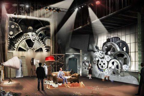 2015 <span class='br'>–</span> Musée Charlie Chaplin