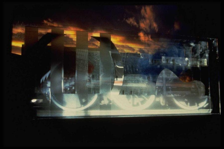 1991 <span class='br'>–</span> Pavillon Français pour l'Exposition Universelle de Séville 92
