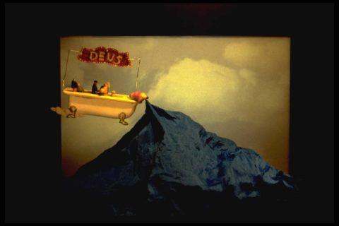 1998 <span class='br'>–</span> Pavillon de l'Utopie, spectacle Océans et Utopies