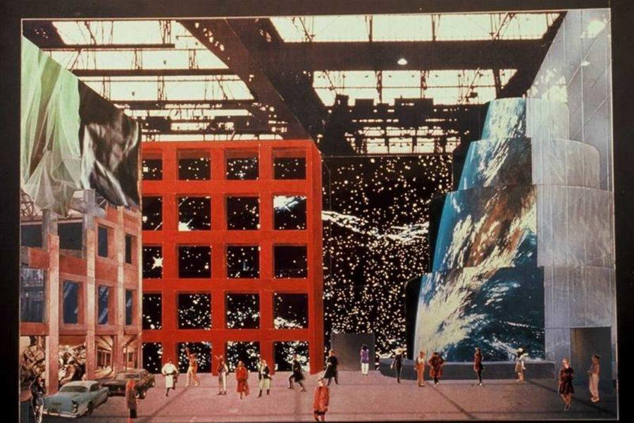1992 <span class='br'>–</span> Pavillon des Découvertes, Exposition Universelle de Séville 92