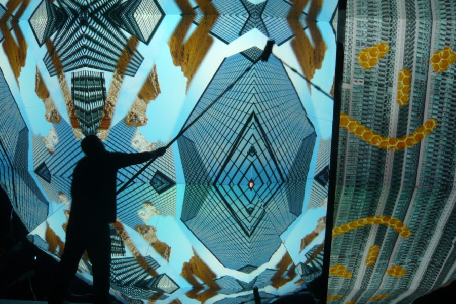 2013 <span class='br'>–</span> Semaine du Design: Pavillon Samsung – Milan